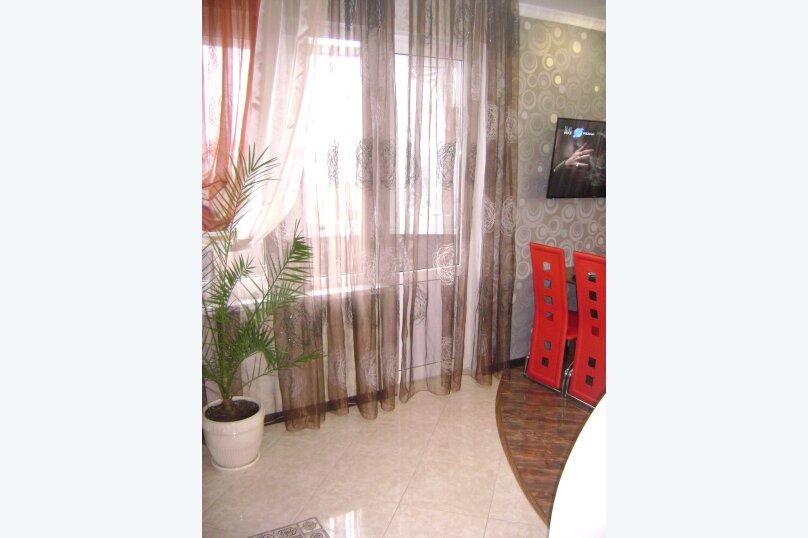 3-комн. квартира, 95 кв.м. на 8 человек, Симферопольское шоссе , 1А, Анапа - Фотография 7