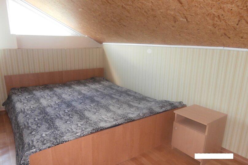 Этаж дома под ключ, 85 кв.м. на 5 человек, 3 спальни, Шевченко, 18, Коктебель - Фотография 4