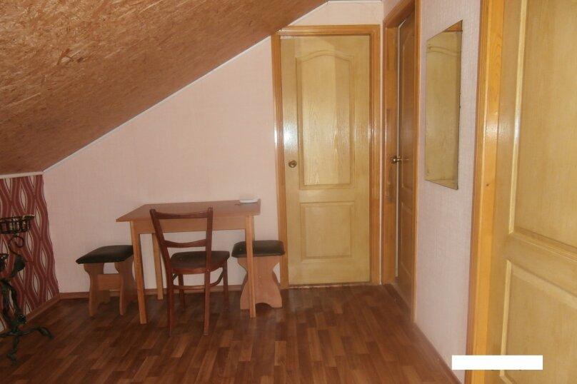 Этаж дома под ключ, 85 кв.м. на 5 человек, 3 спальни, Шевченко, 18, Коктебель - Фотография 5