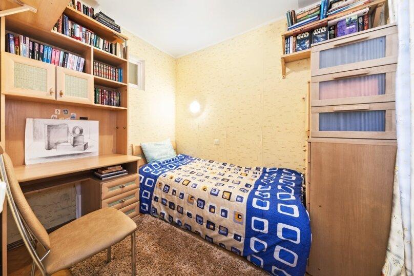 3-комн. квартира, 65 кв.м. на 6 человек, Новая Башиловка, 6, Москва - Фотография 7