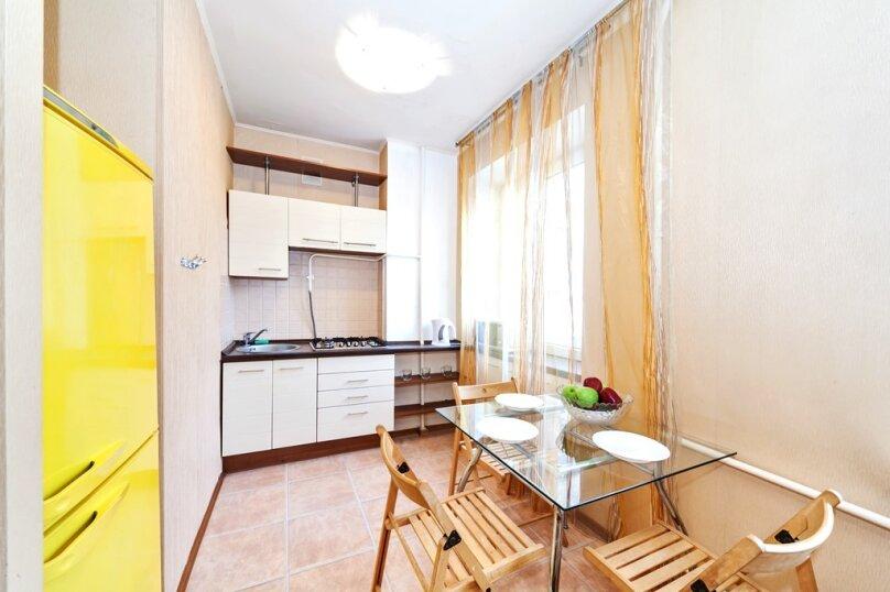 2-комн. квартира, 60 кв.м. на 4 человека, 2-я Фрунзенская улица, 10, Москва - Фотография 2