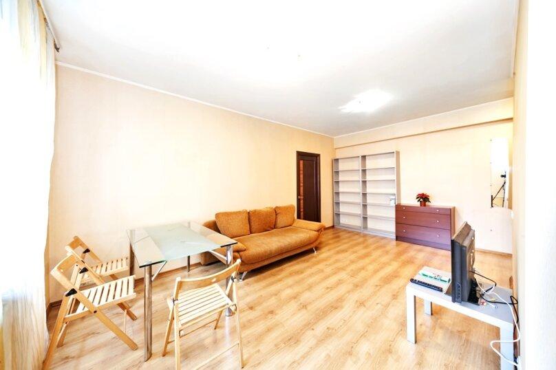 2-комн. квартира, 60 кв.м. на 4 человека, 2-я Фрунзенская улица, 10, Москва - Фотография 4