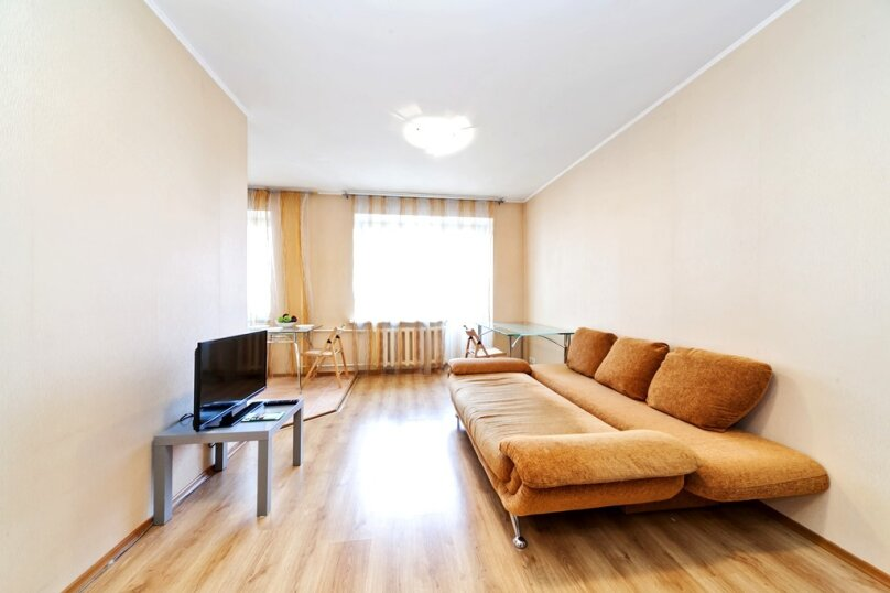 2-комн. квартира, 60 кв.м. на 4 человека, 2-я Фрунзенская улица, 10, Москва - Фотография 6