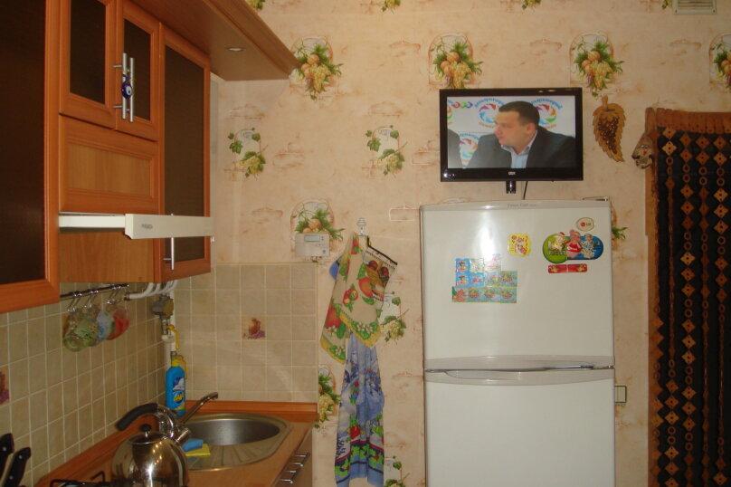 2-комн. квартира, 50 кв.м. на 4 человека, улица Энгельса, 2, Алушта - Фотография 3