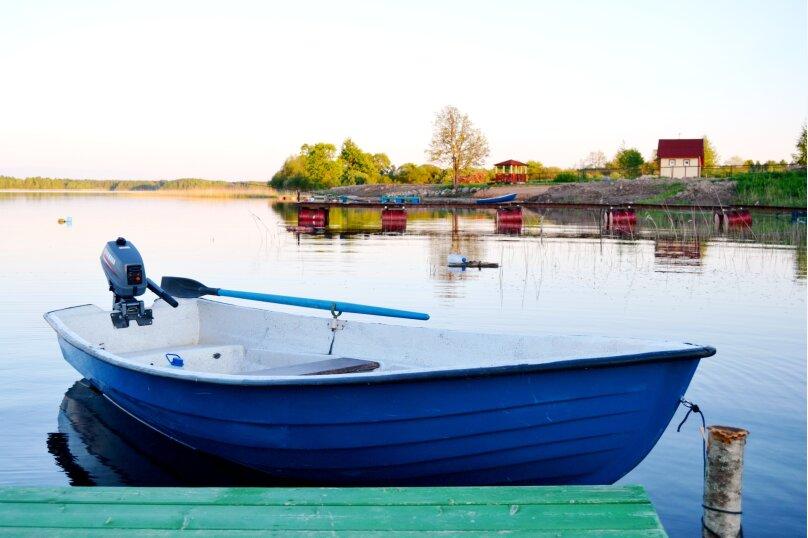 Дом с баней и лодками, 60 кв.м. на 6 человек, 2 спальни, деревня Могилево, 37, Осташков - Фотография 4