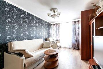 2-комн. квартира, 50 кв.м. на 4 человека, Молодогвардейская улица, метро Молодежная, Москва - Фотография 2