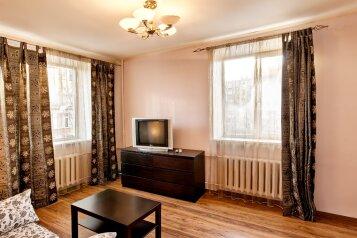 2-комн. квартира, 60 кв.м. на 4 человека, Большой Кондратьевский переулок, 4с1, Москва - Фотография 3