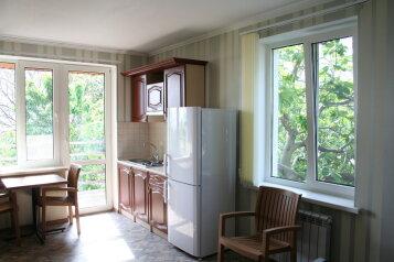 1-комн. квартира, 20 кв.м. на 3 человека, Коммунальный переулок, 3, Гаспра - Фотография 1