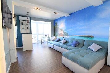 2-комн. квартира, 46 кв.м. на 4 человека, Земская улица, Феодосия - Фотография 1