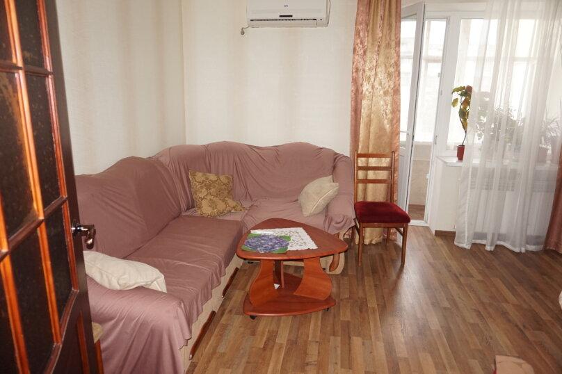 1-комн. квартира, 42 кв.м. на 4 человека, переулок Шаумяна, 1, Феодосия - Фотография 2