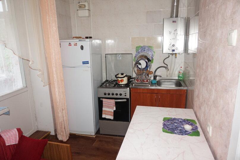 1-комн. квартира, 42 кв.м. на 4 человека, переулок Шаумяна, 1, Феодосия - Фотография 3