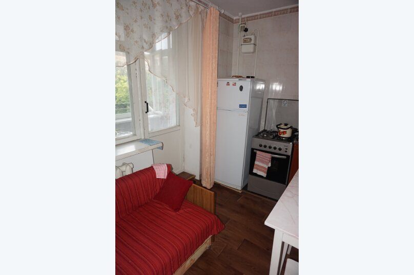 1-комн. квартира, 42 кв.м. на 4 человека, переулок Шаумяна, 1, Феодосия - Фотография 4