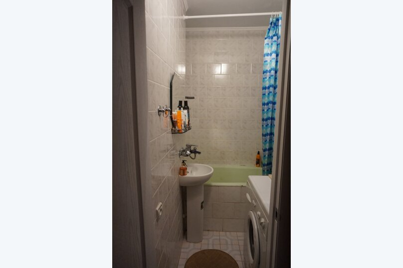 1-комн. квартира, 42 кв.м. на 4 человека, переулок Шаумяна, 1, Феодосия - Фотография 6