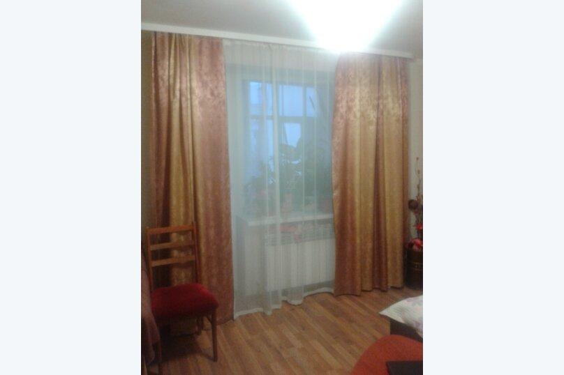 1-комн. квартира, 42 кв.м. на 4 человека, переулок Шаумяна, 1, Феодосия - Фотография 7