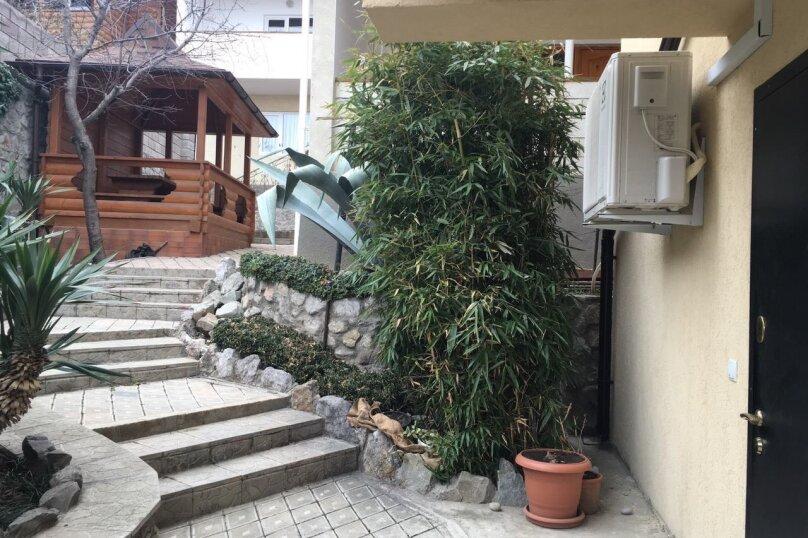 Дом с камином, 120 кв.м. на 6 человек, 2 спальни, улица Паустовского, 13В, Симеиз - Фотография 16