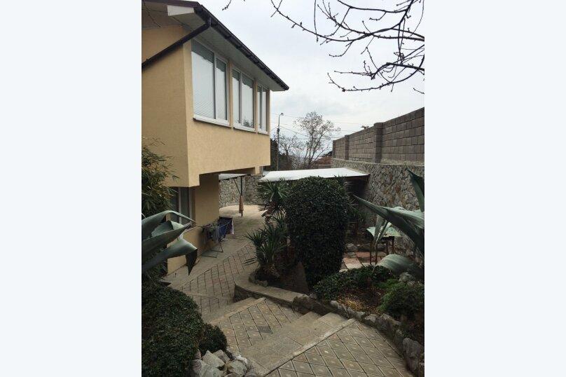 Дом с камином, 120 кв.м. на 6 человек, 2 спальни, улица Паустовского, 13В, Симеиз - Фотография 17