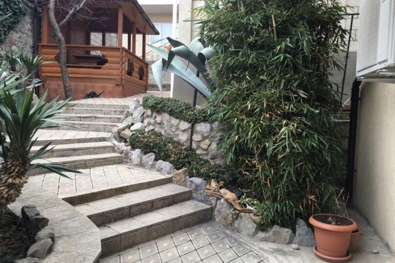 Дом с камином, 120 кв.м. на 6 человек, 2 спальни, улица Паустовского, 13В, Симеиз - Фотография 18