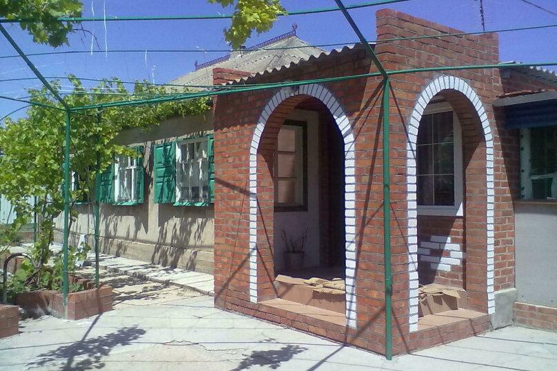 Частный дом, 60 кв.м. на 8 человек, 3 спальни, ул. Колхозная, 59-А, Должанская - Фотография 1