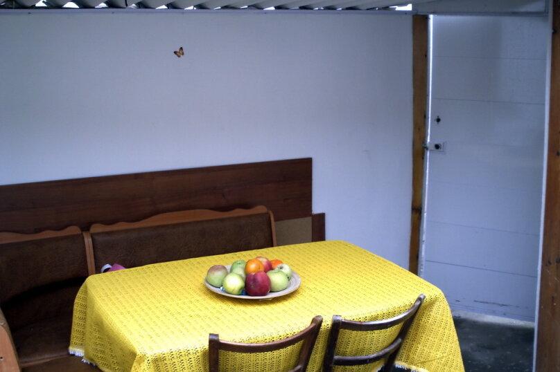 Дом в общем дворе (квартира на земле), 36 кв.м. на 5 человек, 2 спальни, улица Мориса Тореза, 9, Евпатория - Фотография 6