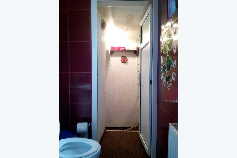 Дом в общем дворе (квартира на земле), 36 кв.м. на 5 человек, 2 спальни, улица Мориса Тореза, 9, Евпатория - Фотография 9