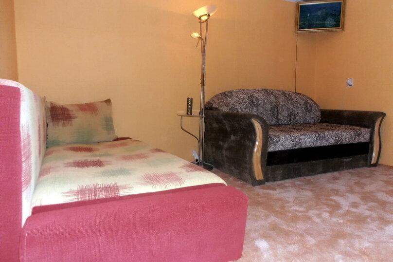 Дом в общем дворе (квартира на земле), 36 кв.м. на 5 человек, 2 спальни, улица Мориса Тореза, 9, Евпатория - Фотография 10