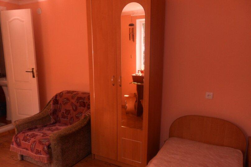 1-комн. квартира, 50 кв.м. на 3 человека, улица Ленина, 30, Судак - Фотография 5