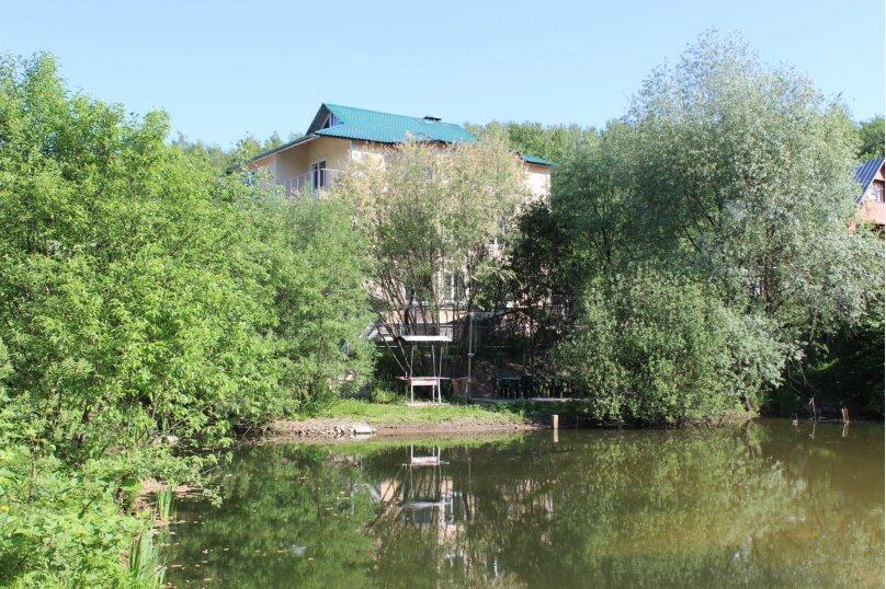 Дом, 119 кв.м. на 10 человек, 2 спальни, поселок Батина лощина, 5, Подольск - Фотография 1