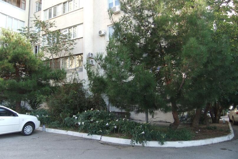 2-комн. квартира, 54 кв.м. на 5 человек, улица Космонавтов, 24, Форос - Фотография 4