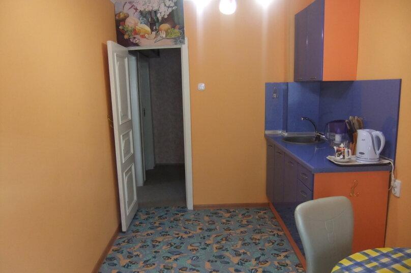 2-комн. квартира, 54 кв.м. на 5 человек, улица Космонавтов, 24, Форос - Фотография 6