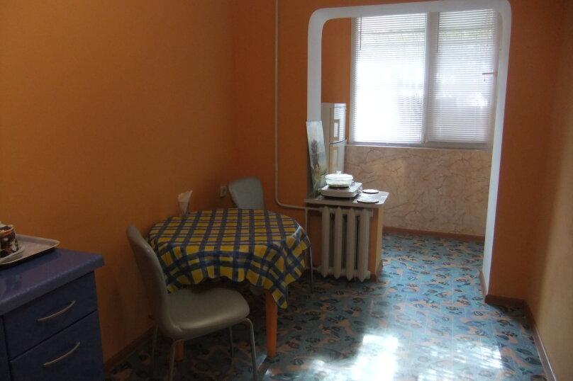 2-комн. квартира, 54 кв.м. на 5 человек, улица Космонавтов, 24, Форос - Фотография 8