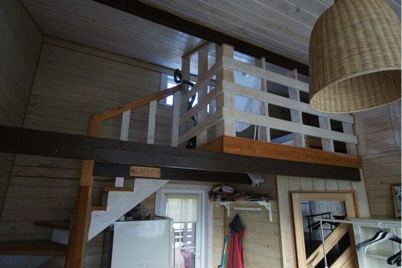 """Бунгало """"Хижина дяди Сема"""", 42 кв.м. на 4 человека, 2 спальни, зеленая, 23 б, Архипо-Осиповка - Фотография 3"""