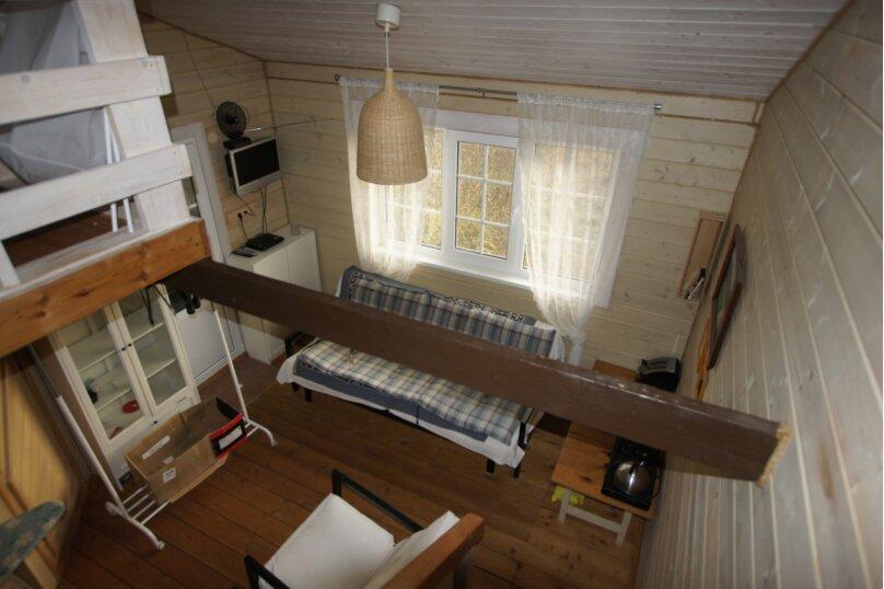"""Бунгало """"Хижина дяди Сема"""", 42 кв.м. на 4 человека, 2 спальни, зеленая, 23 б, Архипо-Осиповка - Фотография 4"""