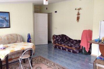 2-комн. квартира, 35 кв.м. на 4 человека, Кооператив Дельфин, 6, Алушта - Фотография 3