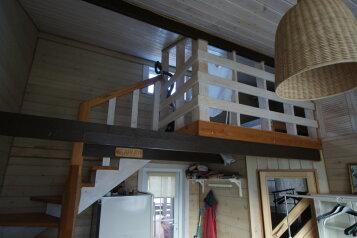 Бунгало, 42 кв.м. на 4 человека, 2 спальни, зеленая, 23 б, Архипо-Осиповка - Фотография 3