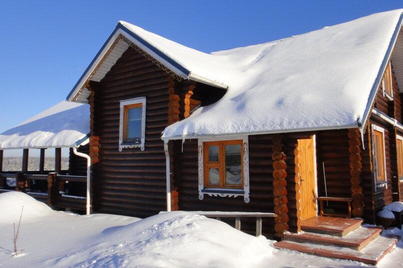 Дом, 250 кв.м. на 10 человек, 4 спальни, деревня Степановка, 1, Куровское - Фотография 2
