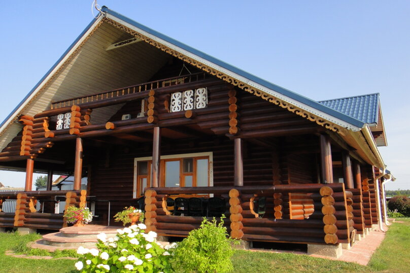 Дом, 250 кв.м. на 10 человек, 4 спальни, деревня Степановка, 1, Куровское - Фотография 1