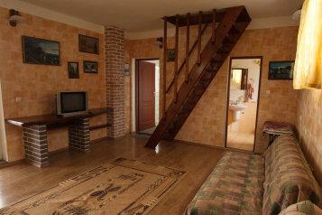 Сдам дом у моря в Алупке, 140 кв.м. на 8 человек, 3 спальни, Приморская улица, Алупка - Фотография 1