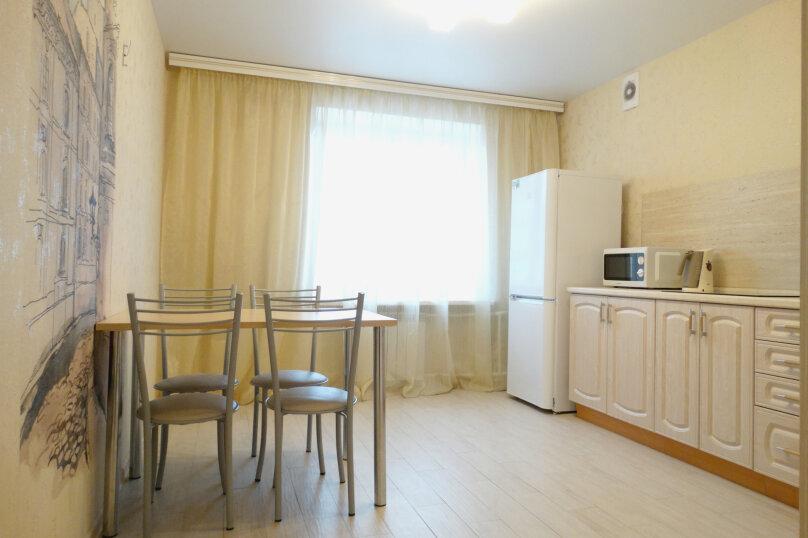 2-комн. квартира, 75 кв.м. на 5 человек, Пионерская улица, 1, Тула - Фотография 7