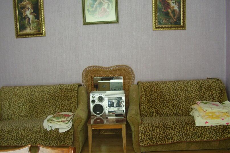 2-комн. квартира, 60 кв.м. на 6 человек, Западная улица, 3, Алупка - Фотография 4