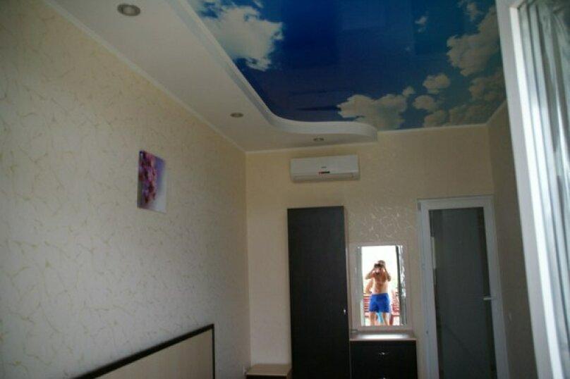 #14, однокомнатный двухместный, 3 этаж., Каштановая , 28, район Алчак, Судак - Фотография 1