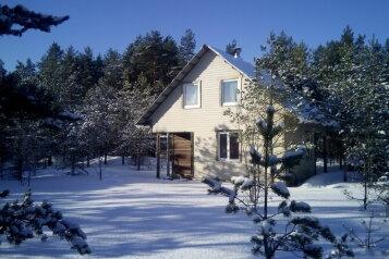 Дом, 80 кв.м. на 10 человек, 3 спальни, Нурмойла, 1, Ильинский, Карелия - Фотография 1
