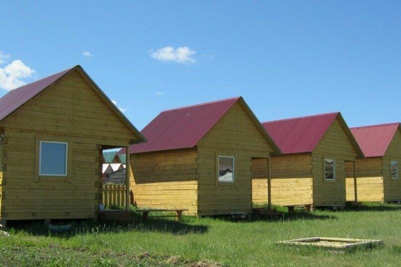 Благоустроенный дом c  полупансионом., п. Хужир, ул. Ворошилова , 11, Иркутск - Фотография 1
