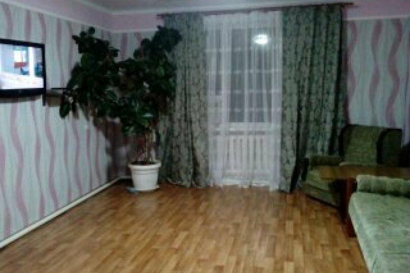 3-комн. квартира, 69 кв.м. на 6 человек, Рабочая, 95, Кучугуры - Фотография 4