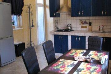 Сдам дом в центре Севастополя-900м. море, 2 бассейна , сауна, 250 кв.м. на 14 человек, 7 спален, Трудовая улица, Севастополь - Фотография 2
