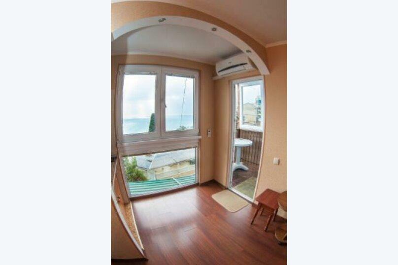 1-комн. квартира, 25 кв.м. на 2 человека, Матросский переулок, 10, Ялта - Фотография 4