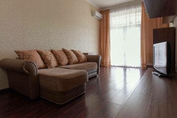 3-комн. квартира, 90 кв.м. на 6 человек, улица Дмитриевой, Центр, Сочи - Фотография 3