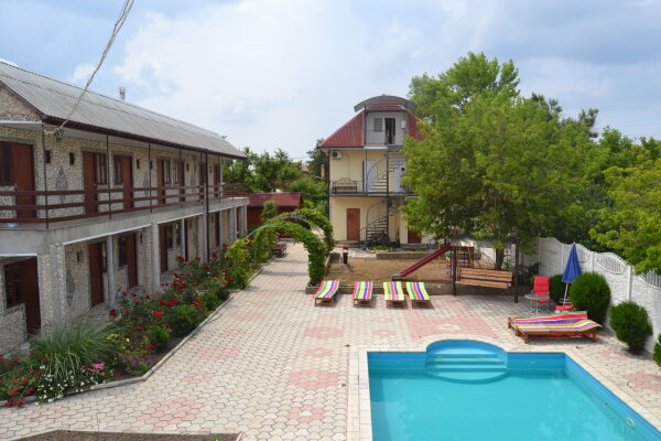 Гостевой дом/ Уютные номера у моря | Поповка | 50 м от моря, Рыбалко, 44 на 16 номеров - Фотография 1