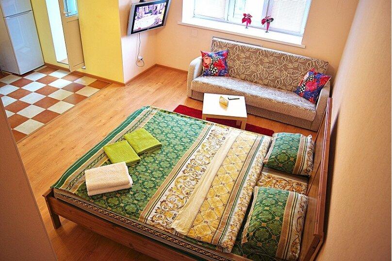 1-комн. квартира, 36 кв.м. на 4 человека, улица Зайцева, 42А, Петрозаводск - Фотография 2