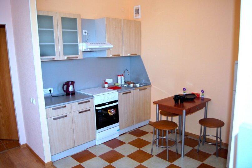 1-комн. квартира, 36 кв.м. на 4 человека, улица Зайцева, 42А, Петрозаводск - Фотография 4
