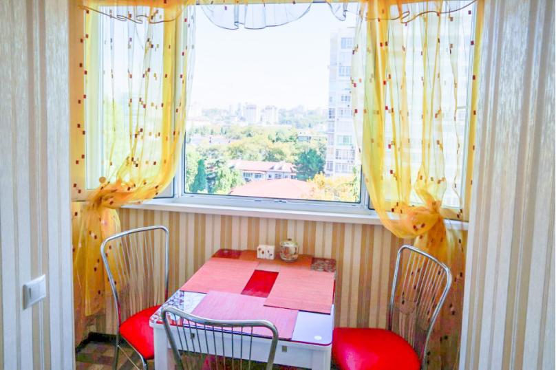 2-комн. квартира, 65 кв.м. на 4 человека, улица Гагарина, 1, Сочи - Фотография 3